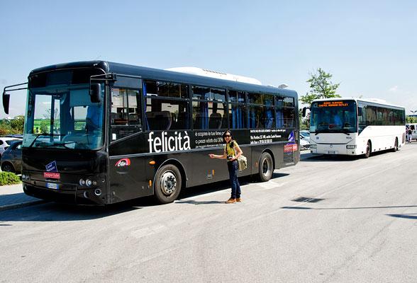 Castel Romano Shuttle Bus