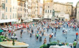 Campo de' Fiori – Colourful, Lively and Typically Roman