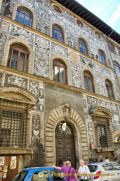 Palazzo in Oltrarno