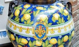 San Gimignano pottery
