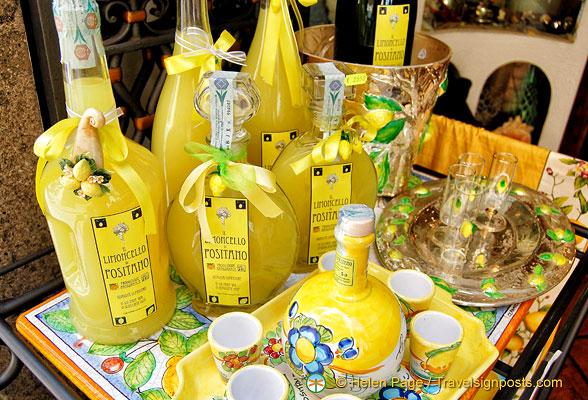 Things to Buy in Positano