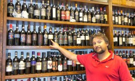 Getting Advice on Brunello di Montalcino Wines in Siena