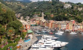 Portofino harbour