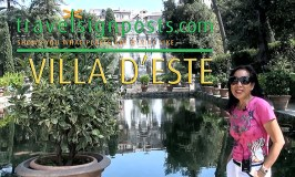 Villa d'Este: live from the Gardens in Tivoli