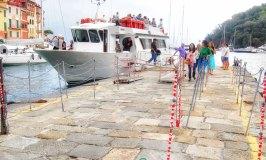 Ferry to Portofino