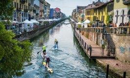 Navigli District, Milan