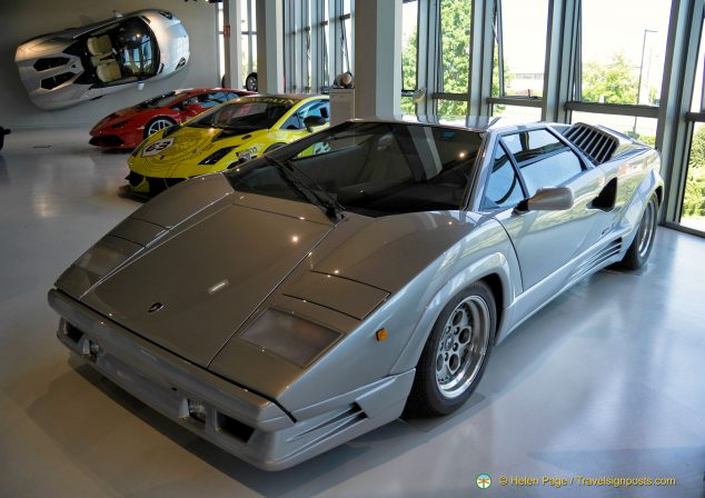 Lamborghini Countach 25th Anniversary Edition (1988-1990)