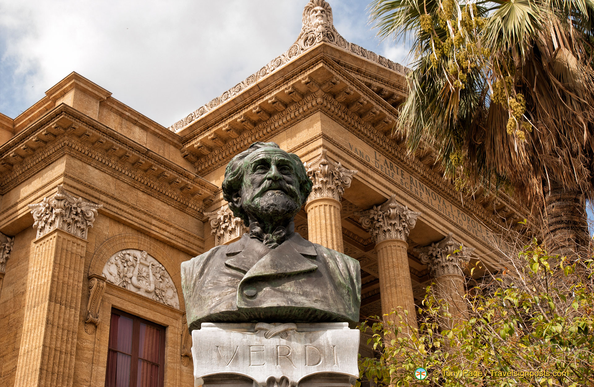 Palermo Sizzles with Culture, Art, History and Gastronomy