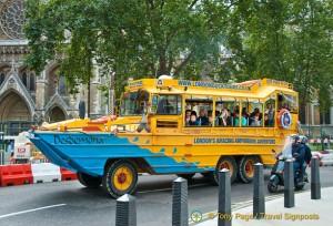 London Duck Tour