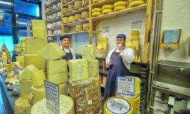Neal's Yard – A Fabulous Cheese Shop in Borough Market