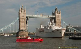 Tower Bridge – A Victorian Engineering Marvel