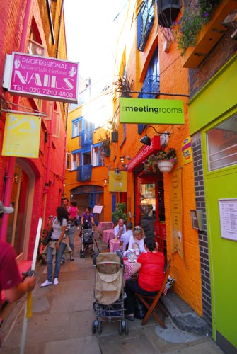 Neals Yard Therapy Rooms London