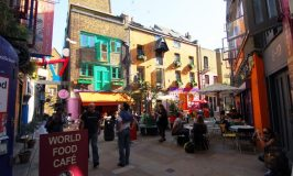 Neal's Yard – An Interesting Corner of Covent Garden