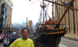 Golden Hinde – The Famous Galleon of Sir Francis Drake