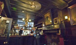 Ye Olde Cheshire Cheese – Famous for its Literary Clientele