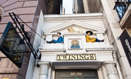 Twinings on the Strand