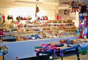 Shop in Trondheim, Norway