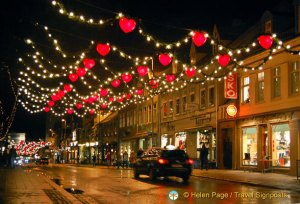 Christmas Street Decorations, Norway