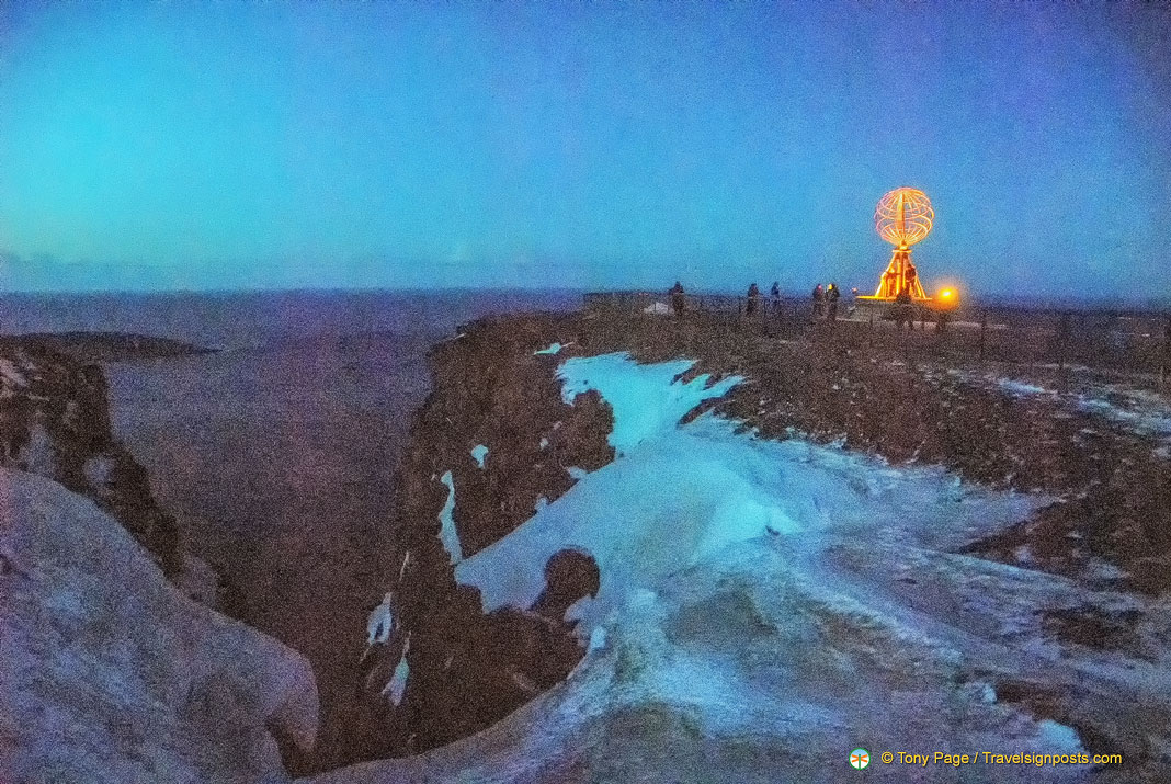 Nordkapp - Feeling on Top of the World at the North Cape!