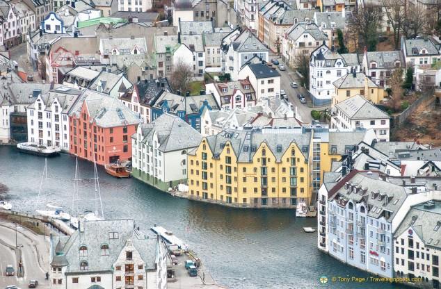 Alesund, Norway's Art Nouveau Town