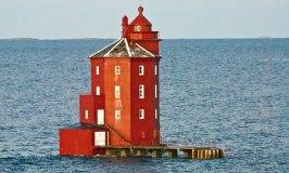 Kjeungskjaer Lighthouse, Norway