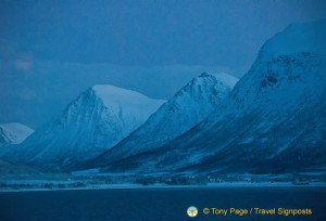 Arctic Coastline