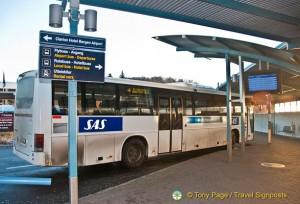 Bergen Flesland Airport