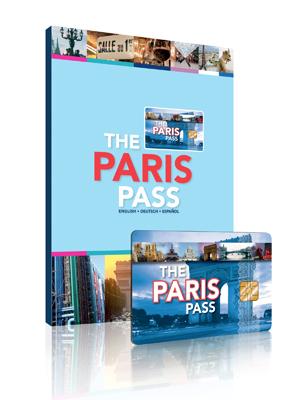 Paris Pass and Guidebook