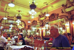 Cafe Majestic - Oporto