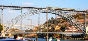 Ponte de Dom Luis I, Oporto