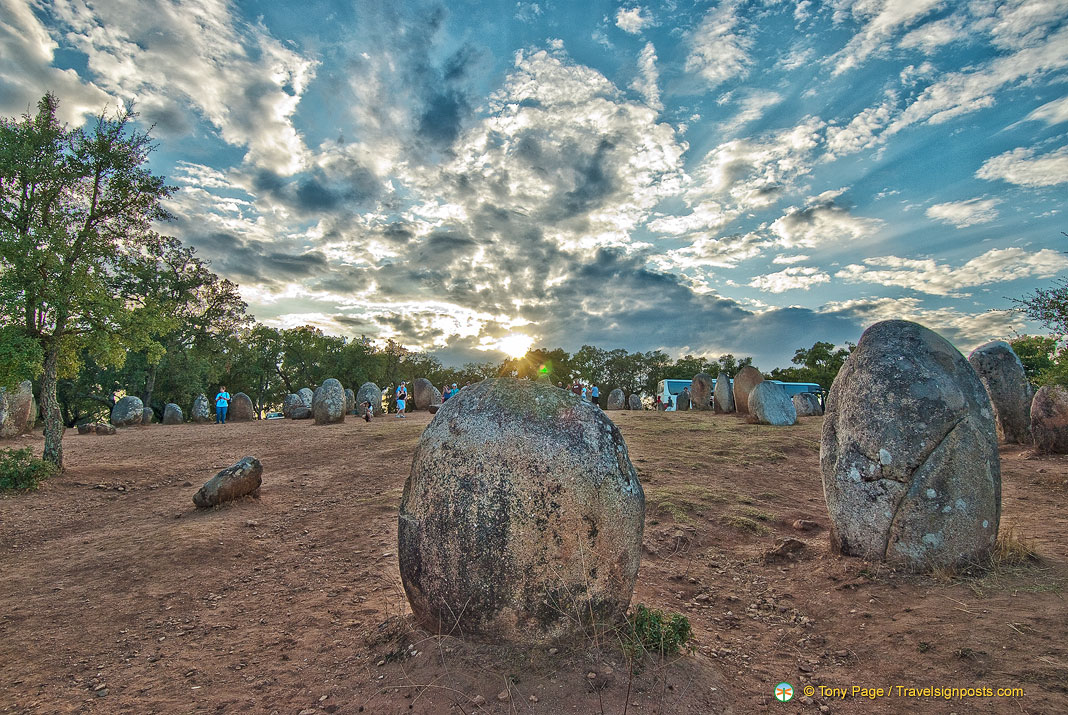 The Mysterious Cromlech of Almendres