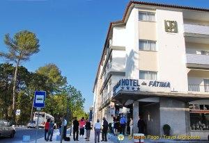 Hotel in Fatima