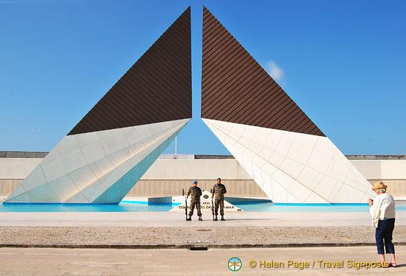 Monument to the Overseas Combatants, Lisbon