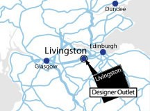 Livingston Designer Outlet | West Lothian
