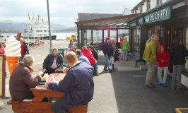 The Best Fish and Chips at The Seaforth in Ullapool
