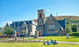 Fort William – Outdoor Capital of the UK
