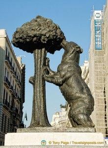 Puerta del Sol - Madrid square