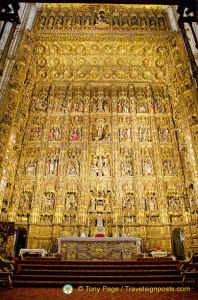 Cathedral of Seville Altarpiece