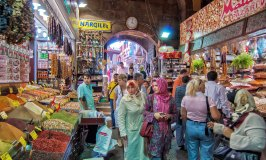 The Egyptian Market – An Exotic Spice Market in Istanbul