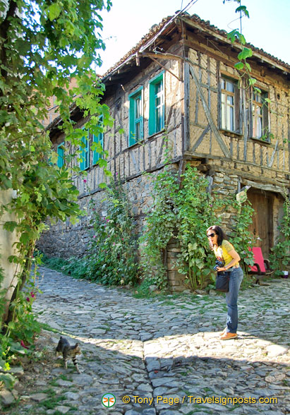 Cumalikizik Ottoman Architecture
