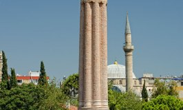 Yivli Minare – Antalya's Fluted Minaret
