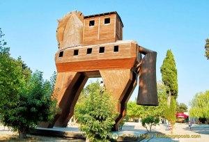 Trojan Horse - Troia