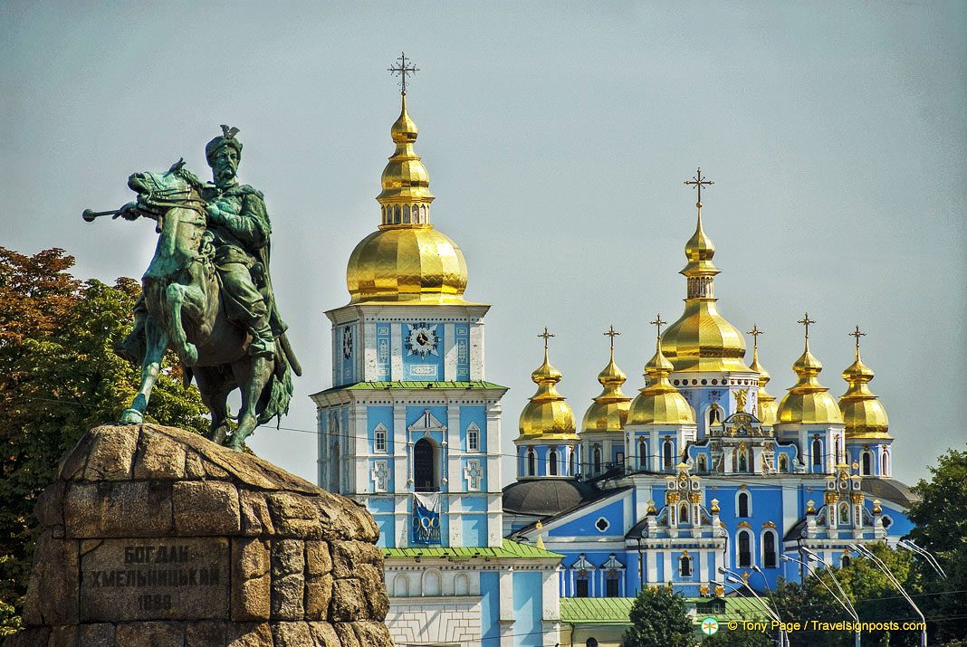 Kyiv (or Kiev) - One of Eastern Europe's Oldest Cities