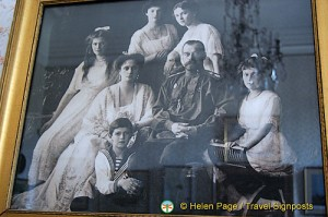 Tsar Nikolas II and Family, Livadia Palace