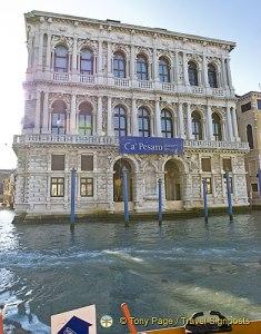 Ca' Pesaro, Venice