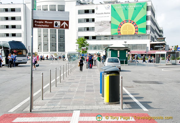 Piazzale Roma - People Mover Station