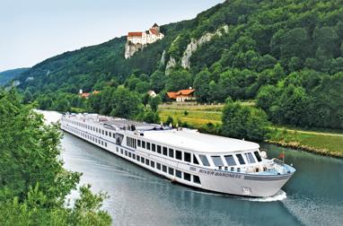 Seine River Cruise Normandy European River Cruises - France river cruise