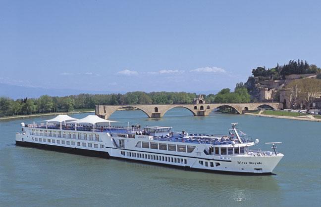 Rhône River Cruise ChalonsurSoane To Arles France River Cruises - France river cruise