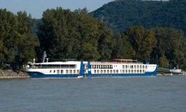 A 4-Day Deluxe Danube River Cruise