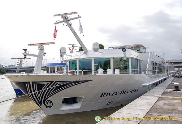Uniworld River Duchess